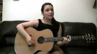 The A Team (Ed Sheeran) Cover by: Jenna