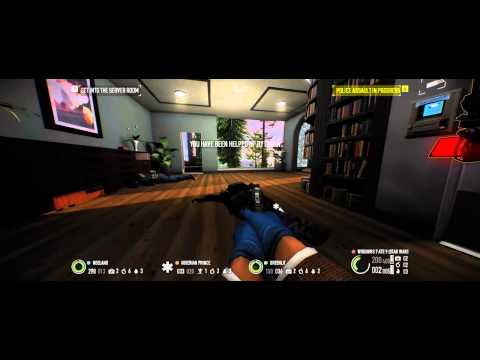 Payday 2 + John Wick Update + Big Oil on Hard Pro Job + with Greenlit, Noeland, Nigerian Prince