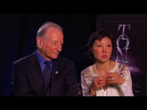 2014 Tony Awards Meet the Nominees: Jonathan Tunick and Linda Cho