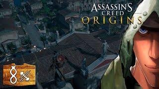 Assassin's Creed Origins Part 8 Quests of Alexandria | Let's play Assassin's Creed Origins Gameplay