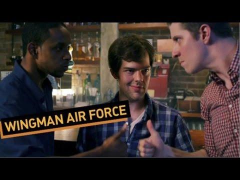 Wingman Air Force video