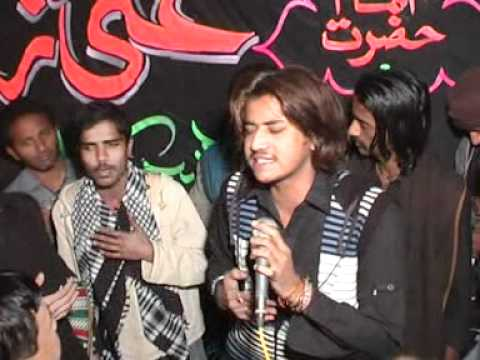 20 12 2011 Dargha Yakeen Shah Kotri Zamin Ali Noha By Rat Run Sajad Recod By Govinda Kumar video