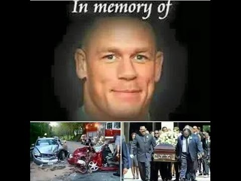 WWE Superstar John Cena not Died in Car Accident 4th March 2015