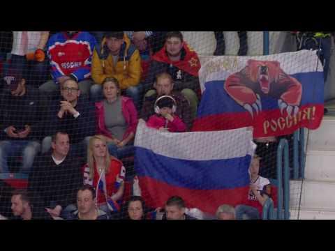 Еврохоккейтур. Швеция - Россия - 4:3 ОТ