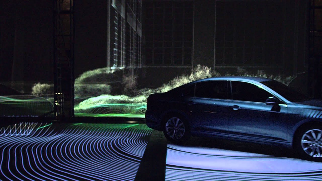 Volkswagen. The advanced new Passat - Park Assist - YouTube