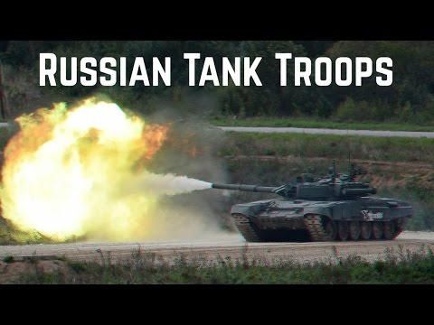 Танковые Войска ВС РФ • Russian Tank Troops
