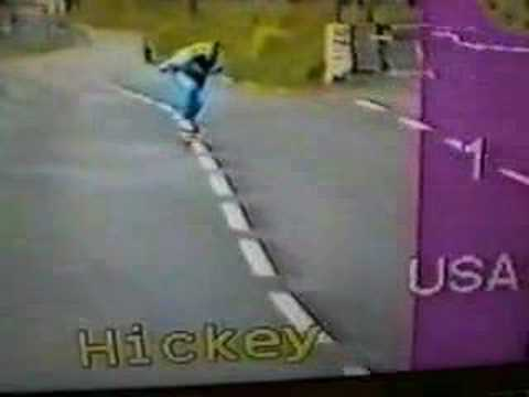 Olympic Pyrennes Games - ROGER HICKEY
