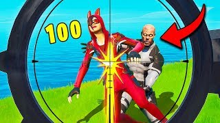 *500 IQ* HUMAN SHIELD TRICK!! - Fortnite Funny Fails and WTF Moments! #927
