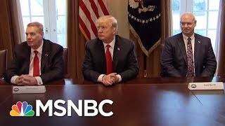 President Donald Trump Governing Like 'Mean Girls' | The Last Word | MSNBC