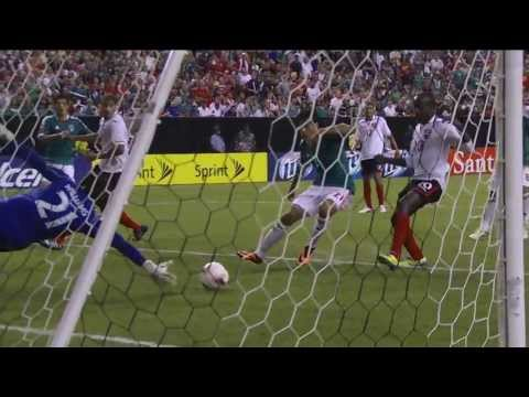 Mexico vs Trinidad Tobago Highlights