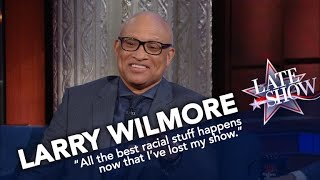 "Larry Wilmore: ""All the Best Racial Stuff Happens Now That I"