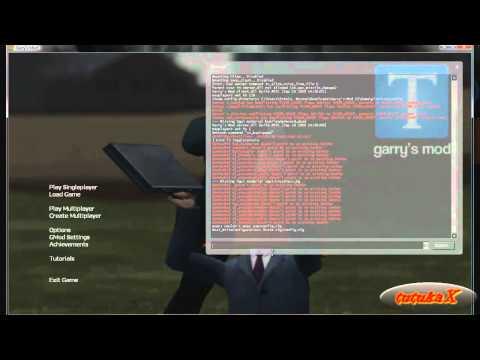Tutorial Garry´s Mod 11 No Steam: Descargar. jugar online y como hacer videos sin fraps