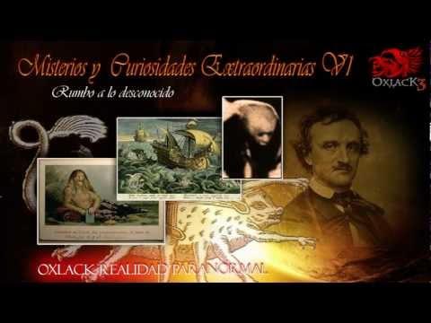 MISTERIOS Y CURIOSIDADES EXTRAORDINARIAS CON OXLACK CASTRO V1