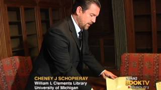 C-SPAN Cities Tour - Ann Arbor: William Clements Library