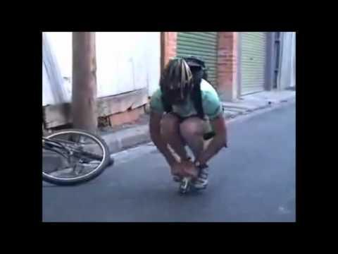 TV jaja - Kieszonkowy rowerek?