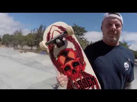 Dressen Widow Skull Board