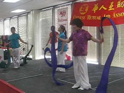 CMAA Lunar New Year Celebration 2009 - Ribbon Dance