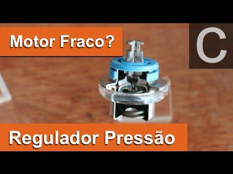 Dr CARRO Motor Fraco e o Regulador de Pressão do Combustível