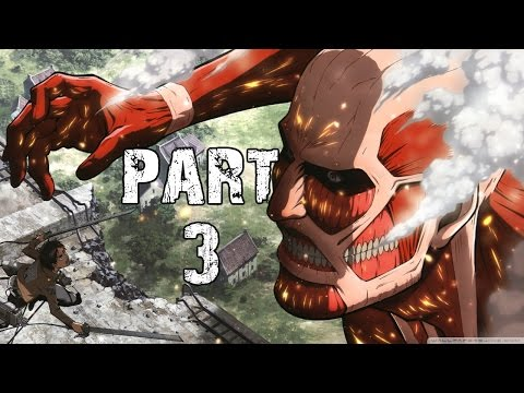 The FGN Crew Plays: Attack on Titan Part 3 Annie Arrives PC