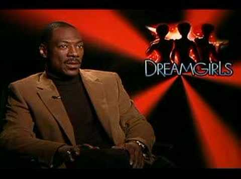 Eddie Murphy interview for Dreamgirls