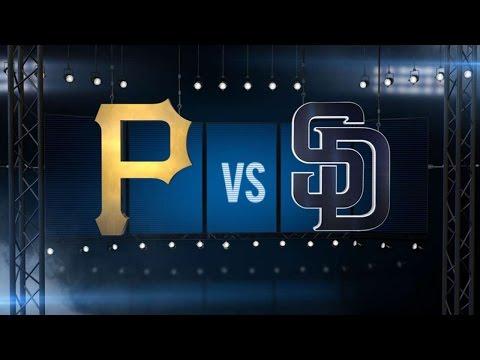 5/29/15: Padres win on Norris' walk-off grand slam