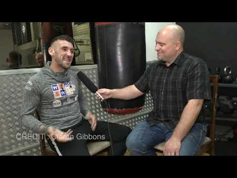 Boxer GERAINT GOODRIDGE on Dan Barton, Jake Anthony, Twitter wars & Welsh title!