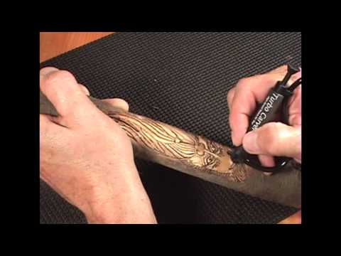 Walking Stick Carving Make Your Own Take 10000 Steps