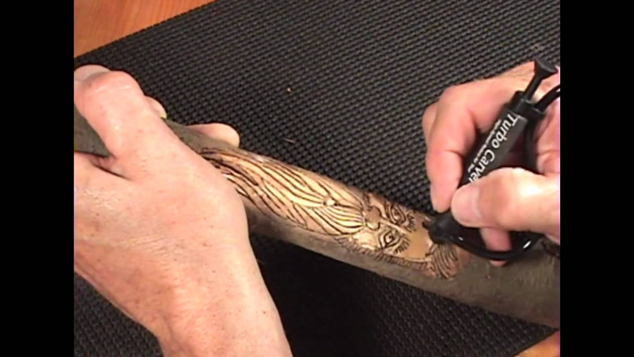 Wooden Cane Designs How to Carve a Walking Stick
