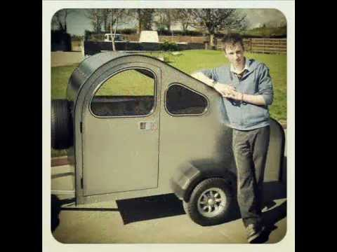 My Teardrop Caravan  - Simon Mc Gavigan