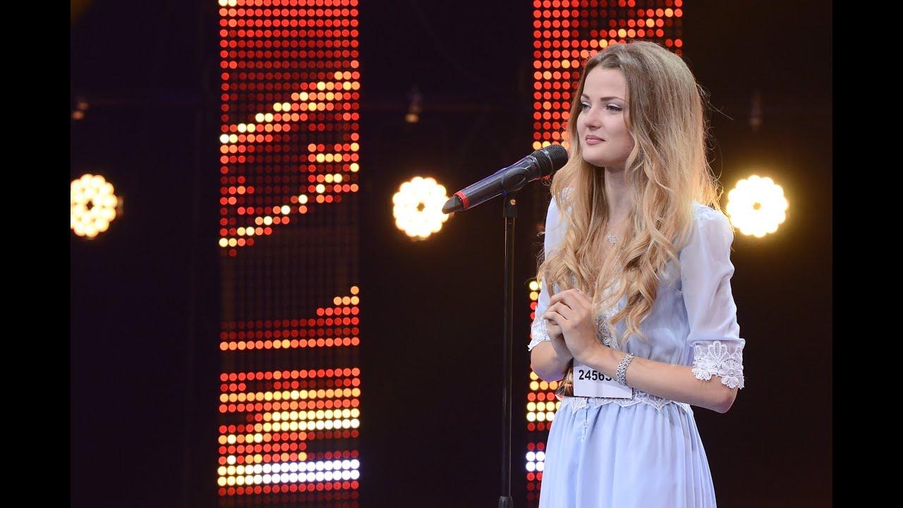 """Maria Callas - """"Ave Maria"""".  Vezi interpretarea Nataliei Moraru, la X Factor!"""