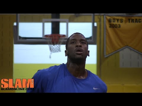 Michael Kidd-Gilchrist 2012 NBA Draft Workout - Charlotte Bobcats #2 Pick