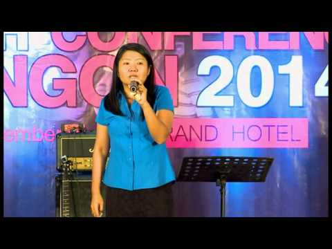 Pastor Jalay @ History Maker & Youth Confrence 2014- Day- 1