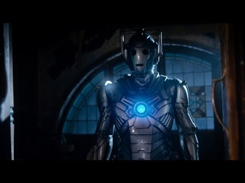 Cyberman Attack! - Nightmare in Silver: preview - Doctor Who Series 7 Part 2 (2013) - BBC One