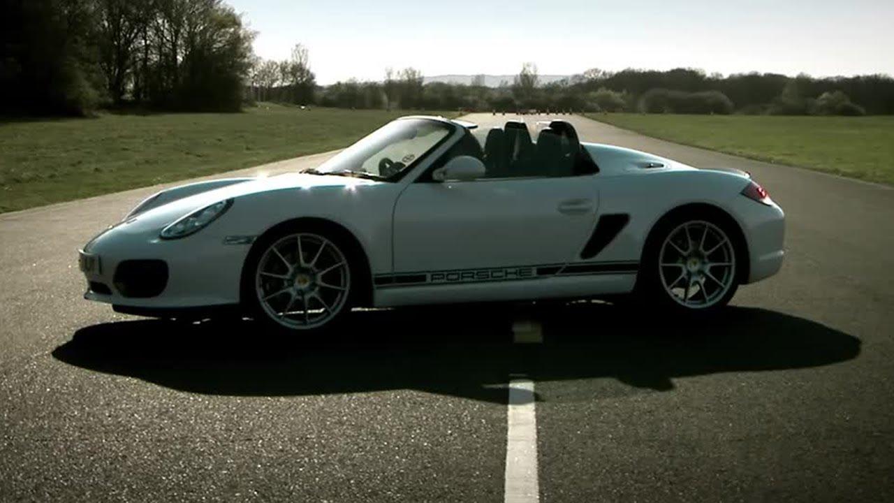 Porsche Boxster Spyder Review Bbc Youtube