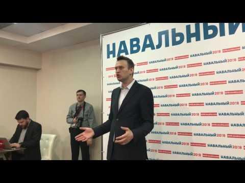 Навальный и Волков о Кавказе