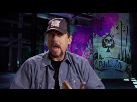Suicide Squad: Director David Ayer Behind The Scenes Movie Interview
