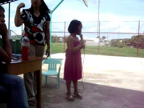 Nutrition Month Poem Competition(grade 1) video