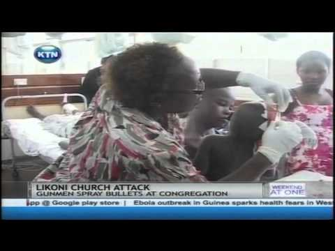People killed in Likoni church congregation
