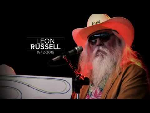 Leon Russell Dies at 74