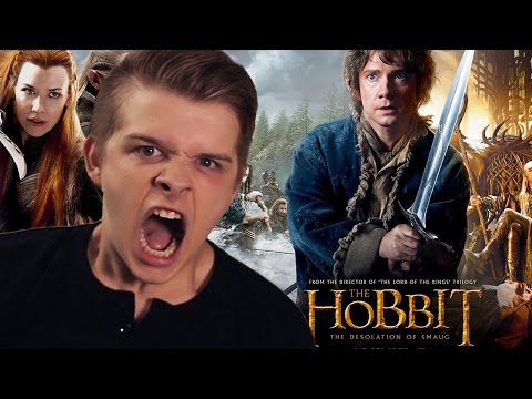 The Hobbit: The Desolation of Smaug - MOVIE RANT