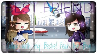 •Best Friend• || Meme || COLLAB WITH MAH BESTIE FEAR THE BOW || Gacha life