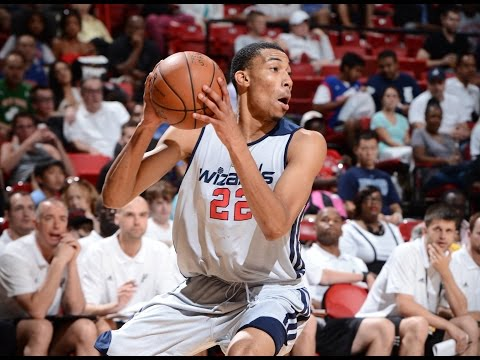 Summer League: San Antonio Spurs vs Washington Wizards