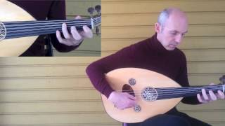 Oud training: the spider