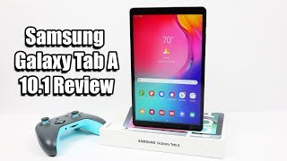 Samsung Galaxy Tab A 10.1 (2019) Review - The Best Sub $250 Budget Tablet Of 2019