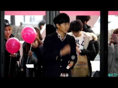 14.03.14 WMP White Day Date Fancam 6 - Lee Seung Gi