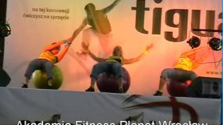 Fit Ball- Akademia Fitness Planet