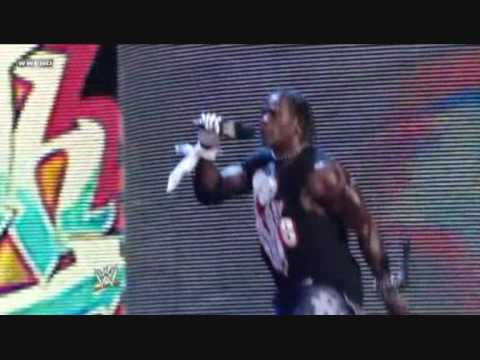 Wwe Superstars Entrance : R-truth video