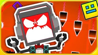 GEOMETRY DASH 2 - RAGE DROID! ► Fandroid the Musical Robot!