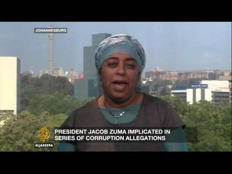 Inside Story How Corrupt Is South Africa