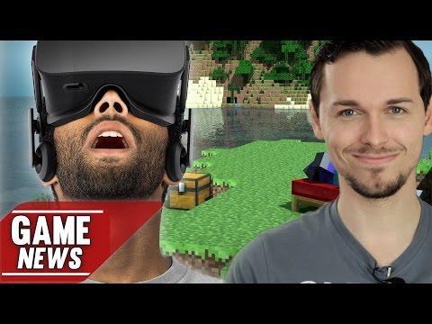 Minecraft-Version für Oculus Rift, Life is Strange, The Last of Us, Allison Road - NEWS